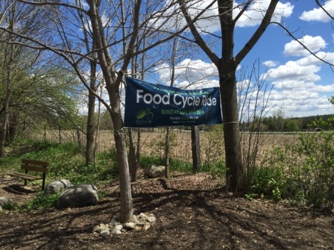 Food Cycle Ride raises funds for the CW Food Bank