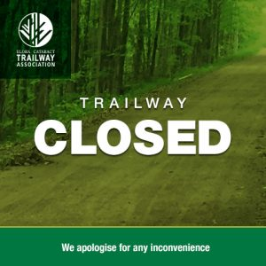 Trail closure