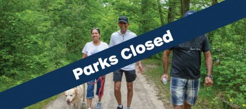 GRCA & CVC temporarily close Elora Cataract Trailway